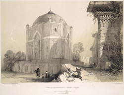 The Tomb of Humayun's Vizier
